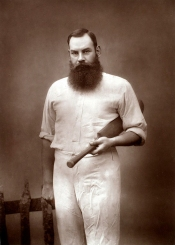W._G._Grace,_cricketer,_by_Herbert_Rose_Barraud