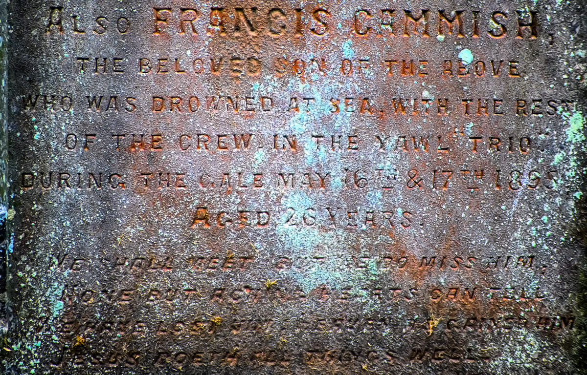 1895_CAMMISHfrancisInscription