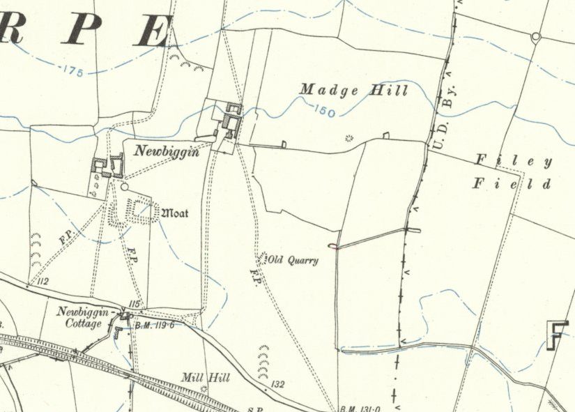 Newbiggin_1929Map